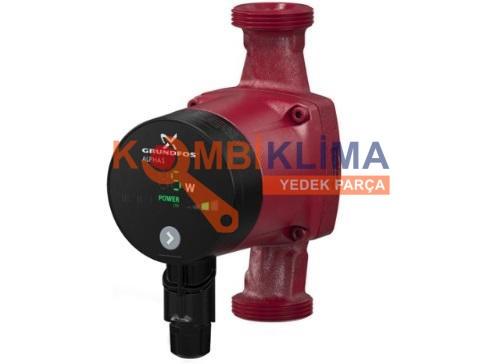 ALPHA1 sirkülatör pompa - ısıtma, soğutma, sıcak su